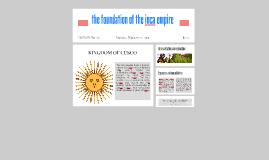 the foundation of the inca empire