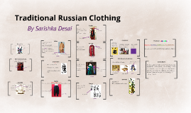 Traditional Russian Clothing