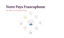 Notre Pays Francophone