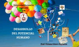 POTENCIAL HUMANO 2015
