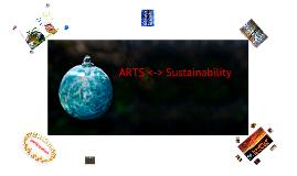 ARTS + Sustainability