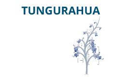 Cantonces de Tungurahua