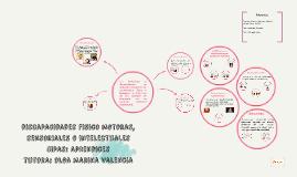 Copy of LIMITACION FISICA Y TIPOS DE RETARDO