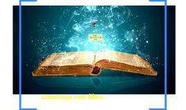 Construye este libro...