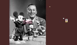 Walter Alias Disney