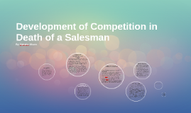 Development of Competition in Death of a Salesman