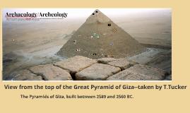 Archaelogy/Archeology