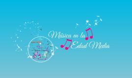 Música en la Edad Media