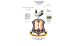 BCFC LIFE SKILLS PROGRAMME 2018-19