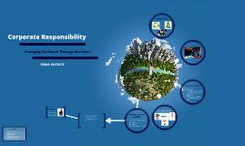 Corporate Responsibilty