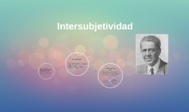 Intersubjetividad