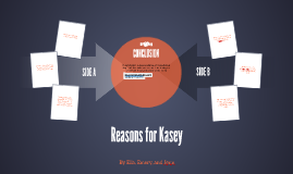 Reasons for Kacey