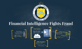 Financial Intelligence Fights Fraud