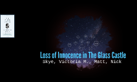 Copy of Loss of Innocence in The Glass Castle