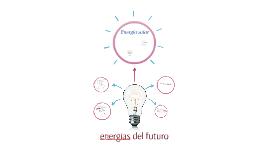 energias del futuro