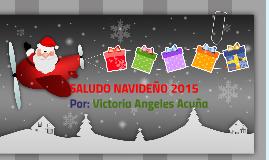 Presentacion Navidad - Victoria