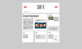 Copy of SIAF II