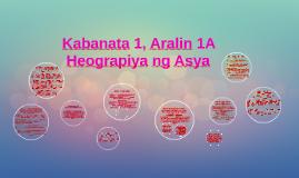 Copy of Kabanata 1 Aralin 1A