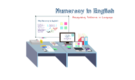 Numeracy in English