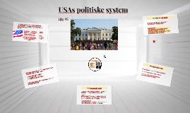 Copy of USAs politiske system