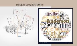 BIZ Squad Spring 2017 Elkhorn