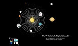 How is Gravity Created?
