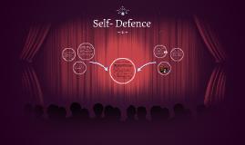 Self- Defence