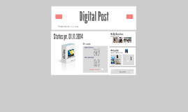 Copy of Digital kommunikation
