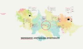 iNDIGENOUS AUSTRALIAN SPIRITUALITY