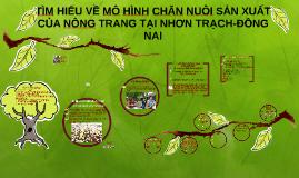 Copy of TÌM HIỂU VỀ MÔ HÌNH CHĂN NUÔI SẢN XUẤT CỦA NÔNG TRANG TẠI NH