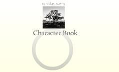 Language Arts Character book