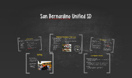 San Bernadino Unified SD
