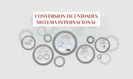 Copy of CONVERSION DE UNIDADES SISTEMA INTERNACIONAL DE MEDIDAS
