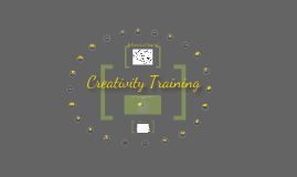 Creativity Training as Alternative/Experiential Therapy in Counseling