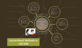 Instructional methods