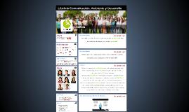 Libélula Comunicación, Ambiente y Desarrollo