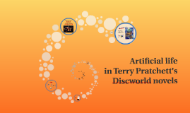 Artificial life in Terry Pratchett's Discworld novels