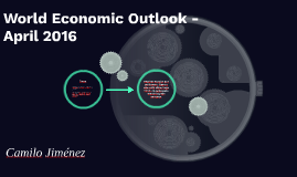 15: World Economic Outlook - April 2016