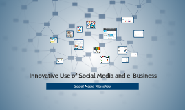 Copy of Innovative Use of Social Media and e-Business