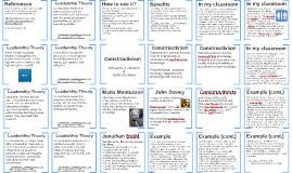 Copy of Constructivism