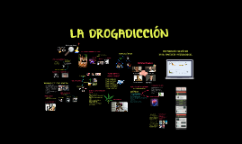 Copy of LA DROGADICCIÓN