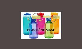 Plastične mase