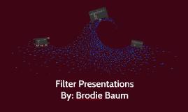 Filter Presentations