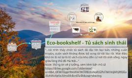 Eco-bookshelf - Tủ sách sinh thái