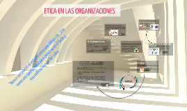 Copy of ETICA EN LAS ORGANIZACIONES