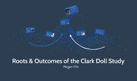 clark and clark doll study