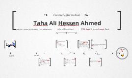 Timeline Prezumé by Reham Rasmy
