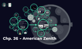 Chp. 36 - American Zenith