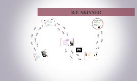 Copy of B.F. SKINNER