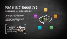 Framers market!